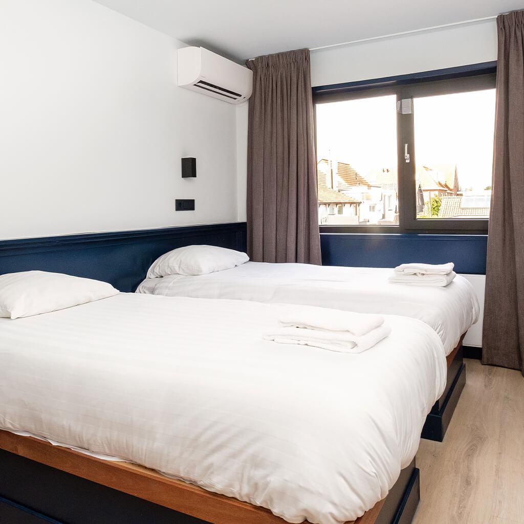 Hotel Smits twin room